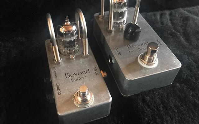 Beyond Tube Booster / Beyond Tube Buffer+